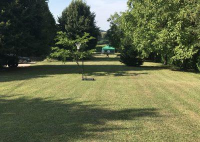 Lawn at Lafont